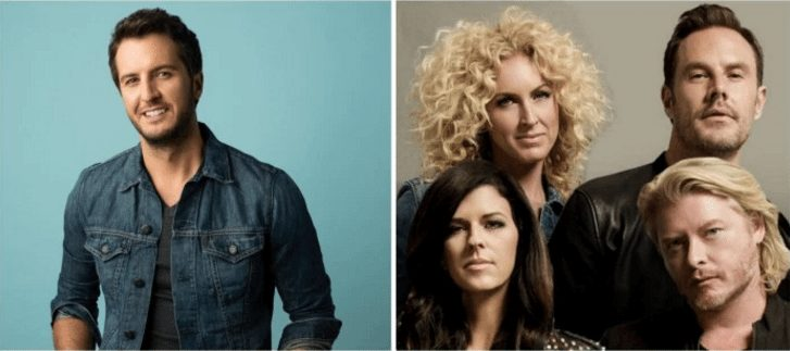 Meet luke bryan little big town with 2 tickets to the show of your meet luke bryan little big town with 2 tickets to the show of your choice m4hsunfo