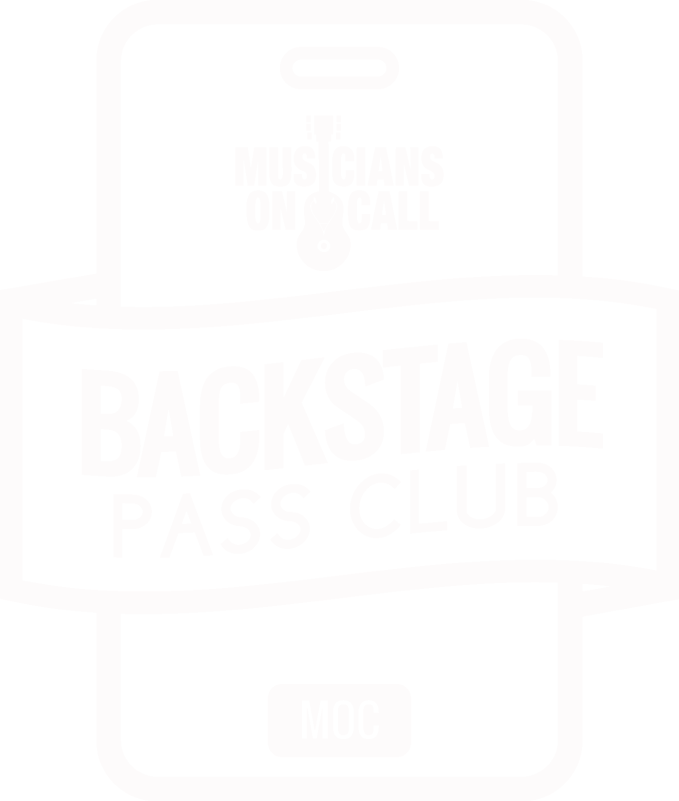 Backstage Pass Club - Musicians On Call