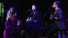 NASHVILLE, TN - OCTOBER 26:  Cassandra Lawson, Johnathan Lawson and Jordan Lawson of The Railers perform at Musicians On Call 10th Anniversary In Nashville With Lady Antebellum at City Winery Nashville on October 26, 2017 in Nashville, Tennessee.  (Photo by Rick Diamond/Getty Images for Musicians On Call)
