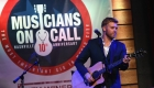 NASHVILLE, TN - OCTOBER 26:  Brandon Ray performs during Musicians On Call 10th Anniversary In Nashville With Lady Antebellum at City Winery Nashville on October 26, 2017 in Nashville, Tennessee.  (Photo by Rick Diamond/Getty Images for Musicians On Call)
