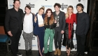 LOS ANGELES, CA - FEBRUARY 28:  (L-R) Pete Griffin, Musicians On Call President, Graham Sierota, Rachel Platten, Sydney Sierota, Noah Sierota, Kelsea Ballerini and Morgan Evans attend the Musicians On Call 5th Anniversary Celebration in Los Angeles Delivering The Healing Power of Music on February 28, 2018 in Los Angeles, California.  (Photo by Jesse Grant/Getty Images for Musicians On Call )